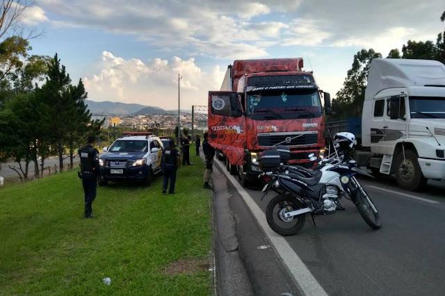 Caminhão da produção dos shows de Gusttavo Lima é roubado!