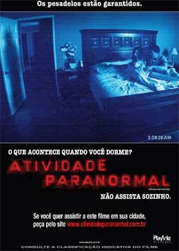 Assistir Atividade Paranormal – Dublado