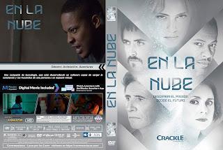 CARATULA IN THE CLOUD - EN LA NUBE 2018 [COVER DVD]