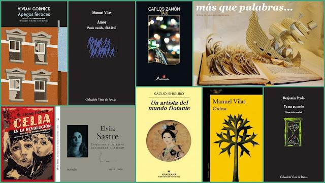 Día Universal del Libro, Novelas y Poesías para el Día del Libro