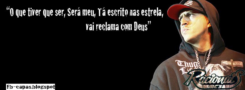 Fotos Para Capa Do Face Com Frases De Musicas: Capa Para Facebook Mano Brown