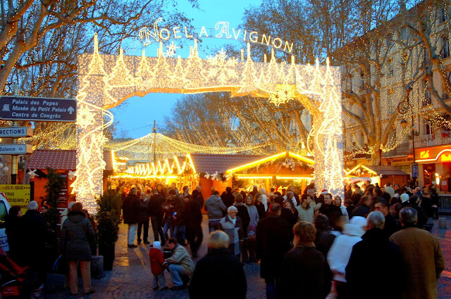 Christmas Market Avignon