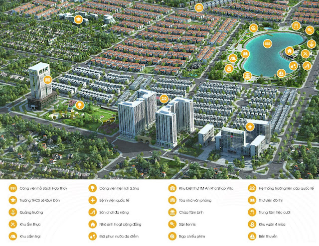 Dự án chung cư Anland Premium