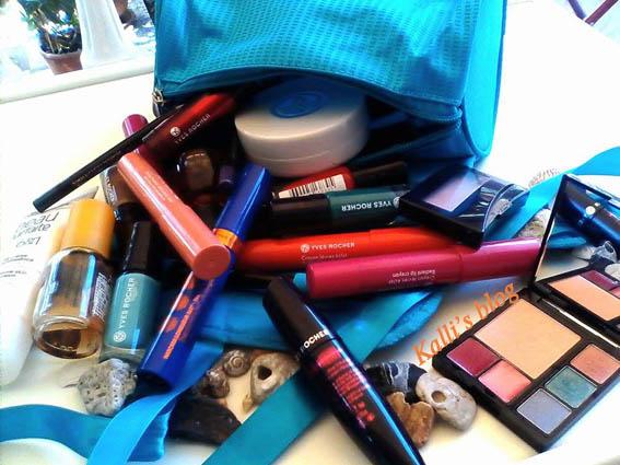Προϊόντα μακιγιάζ για το Καλοκαίρι από Yves Rocher