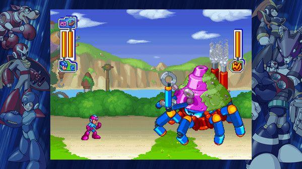 Mega Man Legacy Collection 2 Full Crack