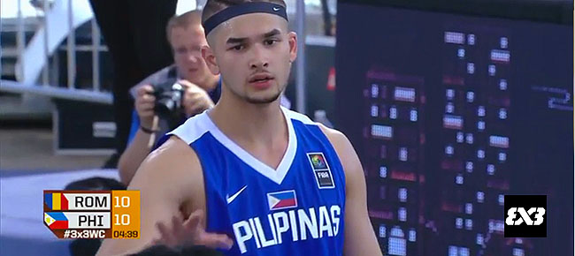 Philippines def. Romania, 21-15 (REPLAY VIDEO) FIBA 3x3 World Cup 2017