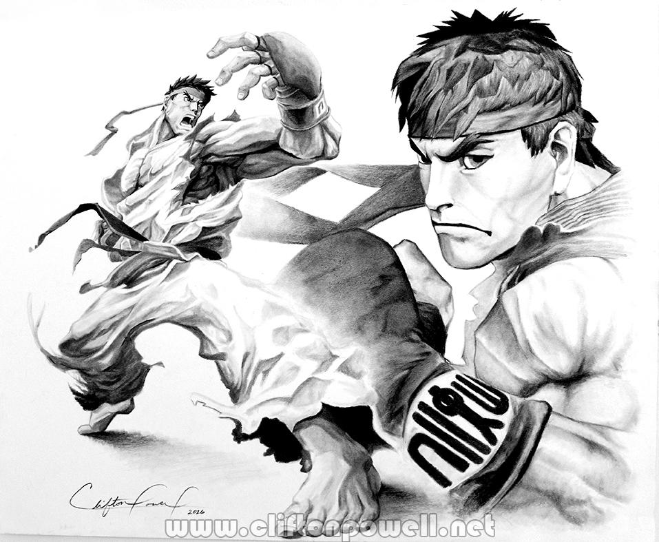 Ryu The Wanderer