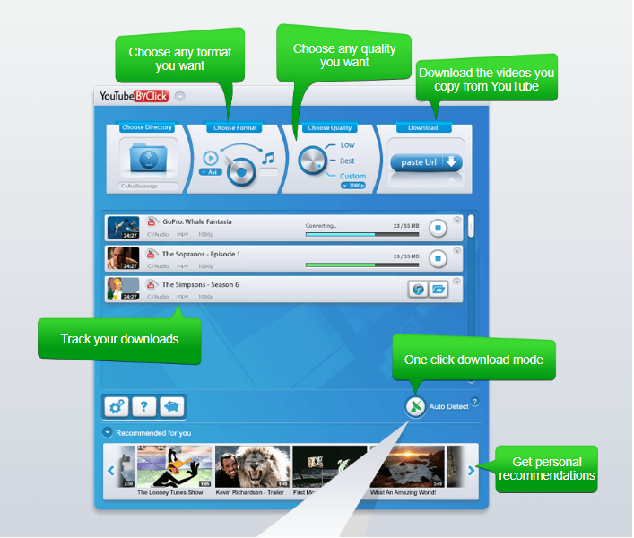 YouTube By Click Premium 2.2.133 Crack Full Activation Key Download