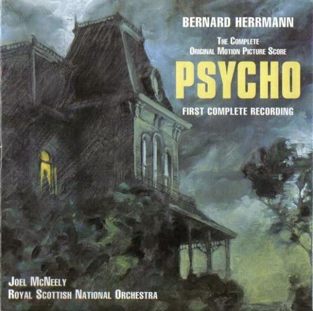 Psycho (Psicosis), Bernard Herrmann