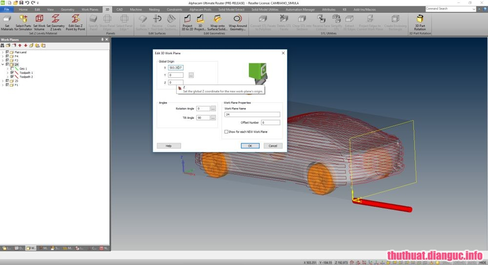 Download ALPHACAM Designer 2020 Full Cr@ck