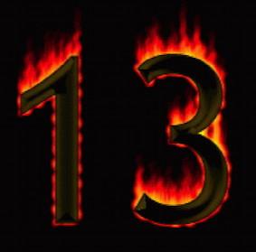 Entre deux rives ao t 2012 for Phobie chiffre 13