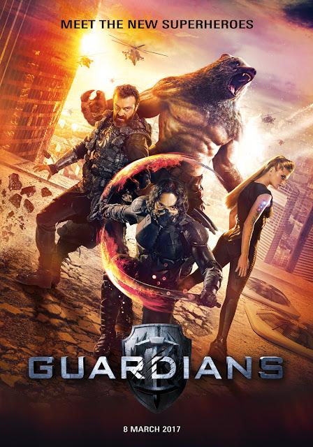 Guardians Zaschitniki Movie Poster
