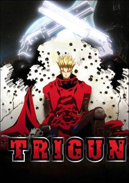 Trigun Serie Completa Español Latino