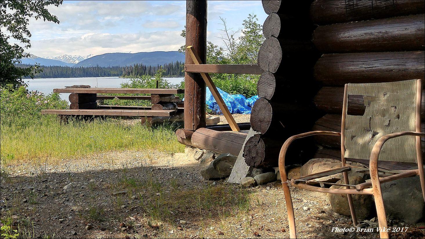 Houston British Columbia B C Forest Service Cabin Mcbride