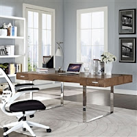 Modway Tinker Home Executive Desk