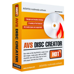 AVS Disc Creator 5.2 Crack + Activation Key Download