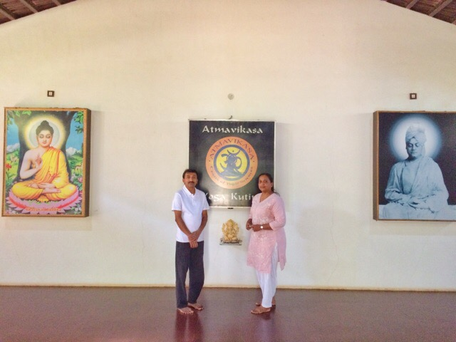 Atmavikasa Yoga Center Mysore