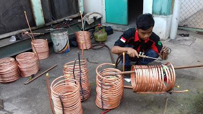 service chiller Pulo gadung Jakarta 0813 1040 1011