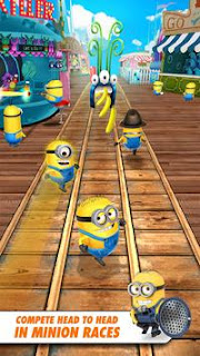 Despicable Me Mod APK Free Shoping