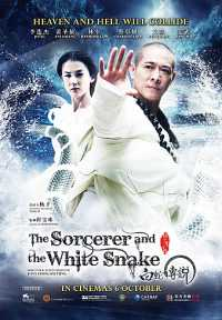 The Sorcerer and the White Snake (2011) Hindi - Tamil - Telugu 400MB Movie Download BDRip