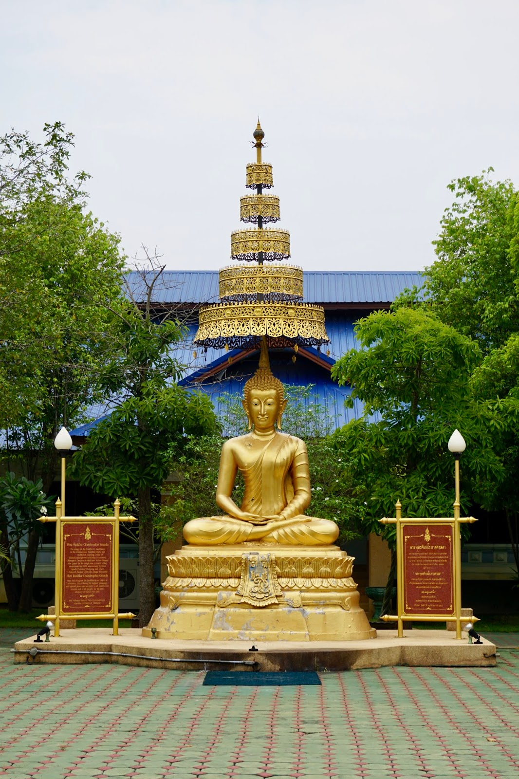 Buddhist temples of South Asia and the rules of behavior in them