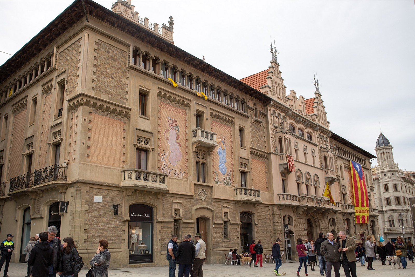 Средневековые города Каталонии - Вик (Vic)