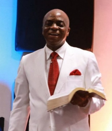 bishop oyedepo preaching