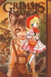 Grimms series - Cô bé quàng khăn đỏ