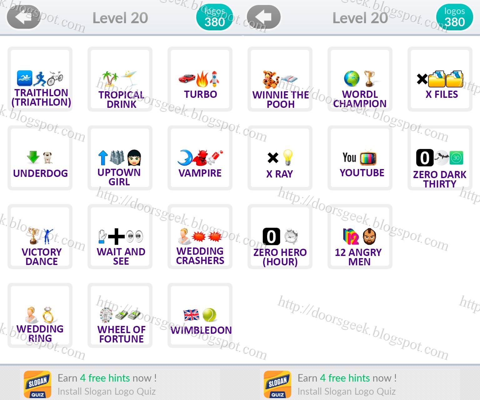 solution logo quiz ipad niveau 28