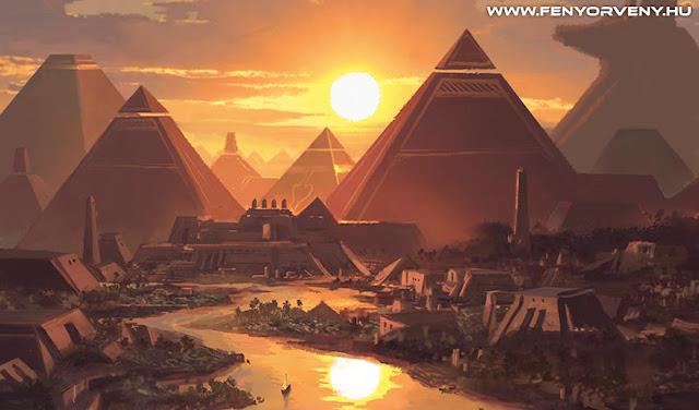 Gyakorlati példák, hogy a piramisok megmagyarázhatatlan jelenségeket produkálnak