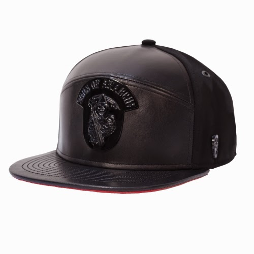 """d2d71ad3b9e1c The Blot Says...  Sons of Anarchy x Melin """"The Reaper"""" Hat signed by ..."""