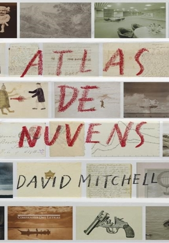 Atlas de Nuvens - David Mitchell