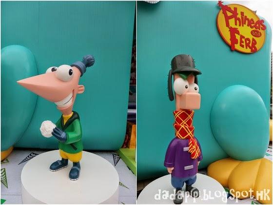 Daidai & Pipi 的快樂魔法: 2014聖誕節:迪士尼粉絲必玩(☆_☆) Disney Channel 奇妙十年 聖誕派對