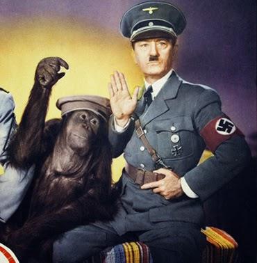 humor en la Alemania nazi