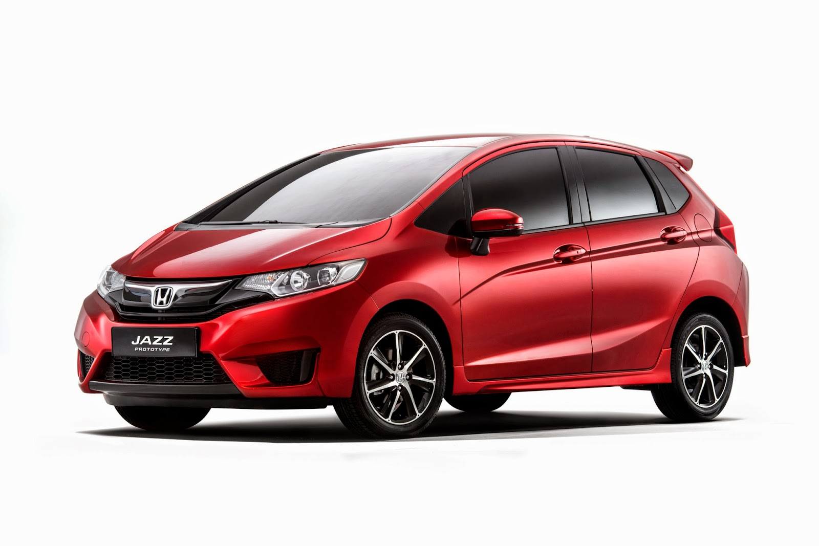Η Honda θα παρουσιάσει το πρωτότυπο του νέου Ευρωπαϊκού Jazz στην Έκθεση Αυτοκινήτου του Παρισιού - Νέος κινητήρας 1.3 i-VTEC Earth Dreams Technology
