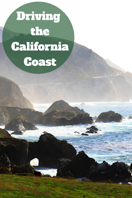 Travel the World: Some of the roadside stops and views found on a California coastal drive through Big Sur.