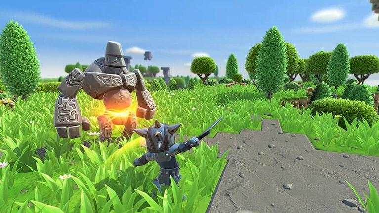 Portal Knights se actualiza en Steam con una gran cantidad de novedades