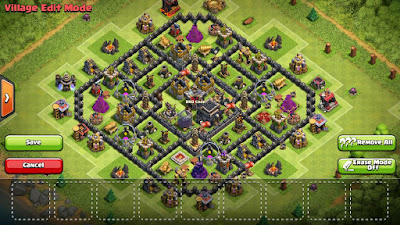 TH 9  Hybrid Layout by RedneckMechneck