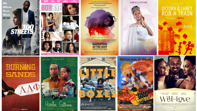 African American Action Movies On Netflix