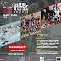 Sentul Ultra Triathlon • 2018