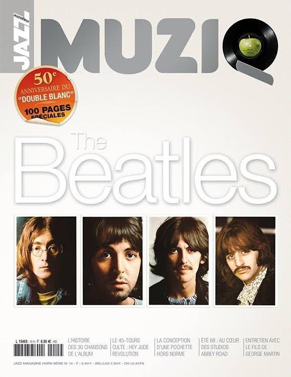 «Muziq» consacre un hors-série au «Double Blanc» des Beatles