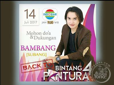 BAMBANG Perwakilan Subang - Panggung Pilih - Pilih Bintang Pantura 4 Indosiar