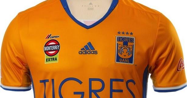 d6133811aa Adidas lança novas camisas do Tigres UANL do México - Show de Camisas