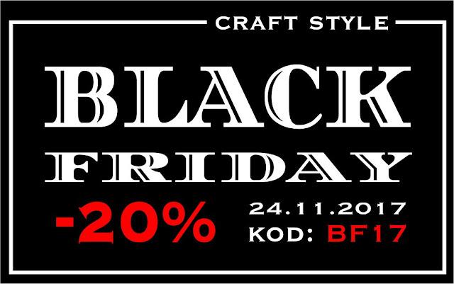 Black Fiday w Craft Style