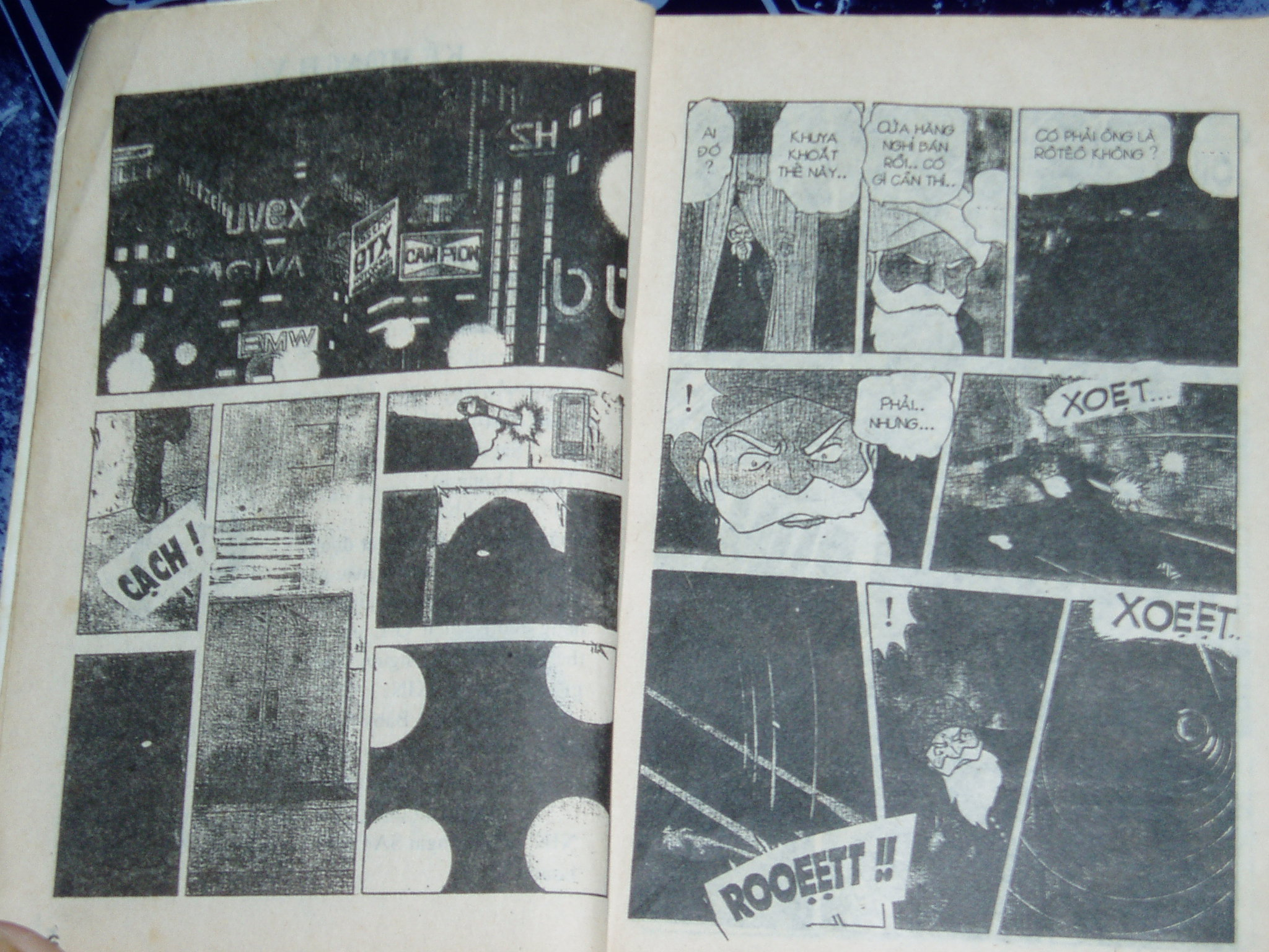 Siêu nhân Locke vol 16 trang 2