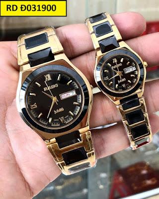 Đồng hồ đeo tay Rado Đ031900 sợi dây kết nối tình yêu của hai người