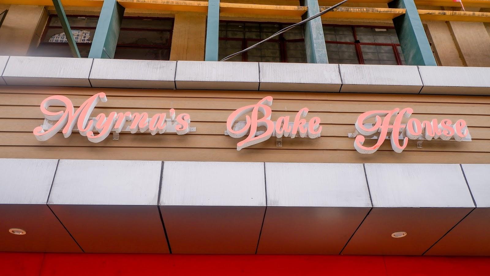 Myrna's Cafe and Bakeshop Zamboanga City