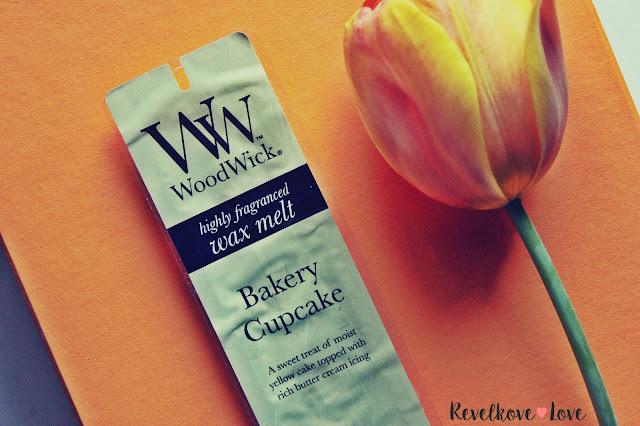 Wosk WoodWick - Bakery Cupcake