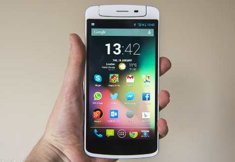 Advantages Together With Disadvantages Review Oppo N1