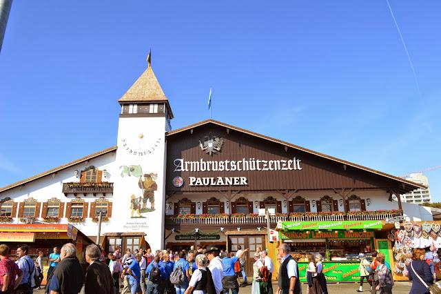 Ambrustschuetzen, Oktoberfest, Munich, Germany